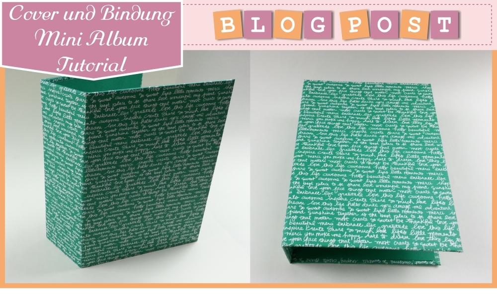 blogpost CoverBindung Mini Album Tutorial 001