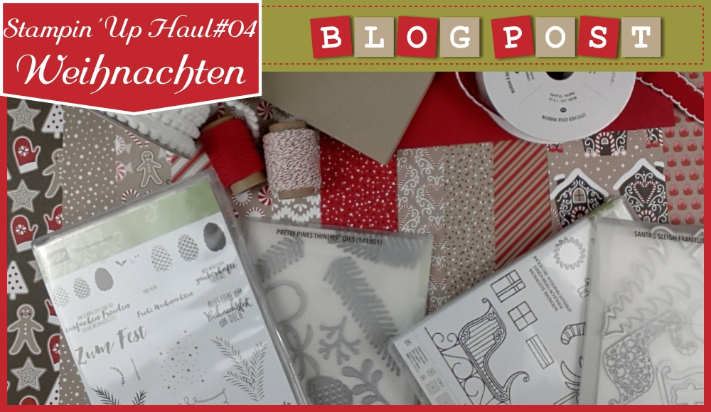 blogpost stampin up haul weihnachten 01